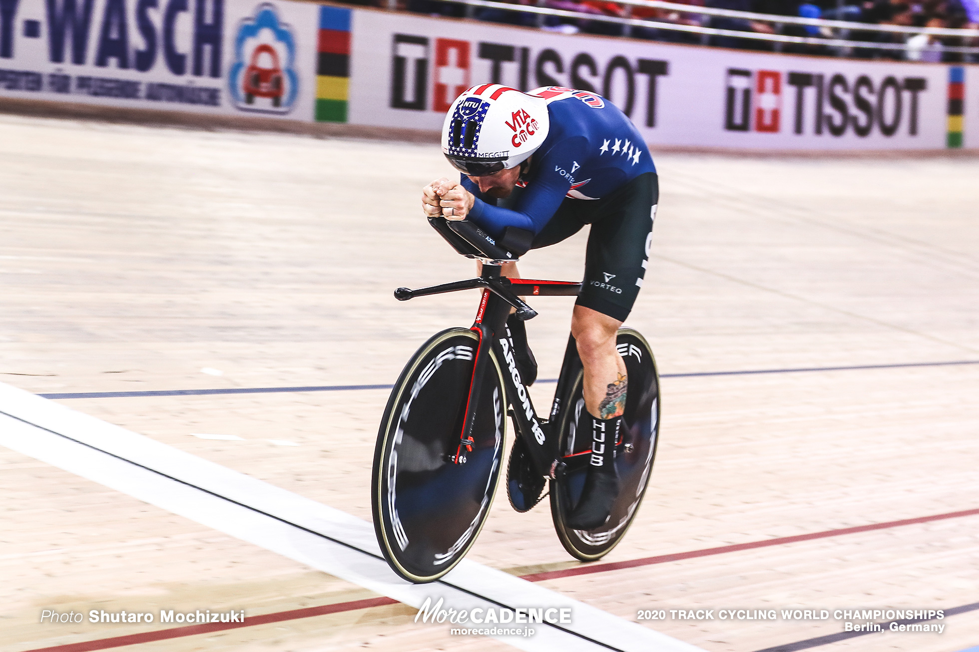 Ashton Lambie, Men's Individual Pursuit / 2020 Track Cycling World Championships, アシュトン・ランビー