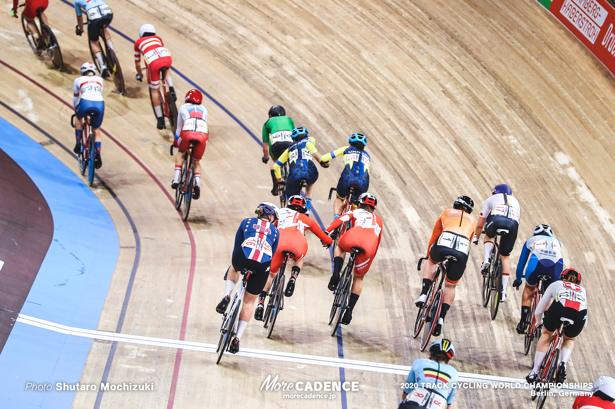 Women's Madison / 2020 Track Cycling World Championships