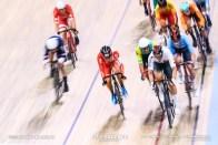 Point Race / Men's Omnium / 2020 Track Cycling World Championships, Hashimoto Eiya 橋本英也, Roger Kruge ロジャー・クルーゲ, Artyom Zakharov アリヨム・ザカロフ