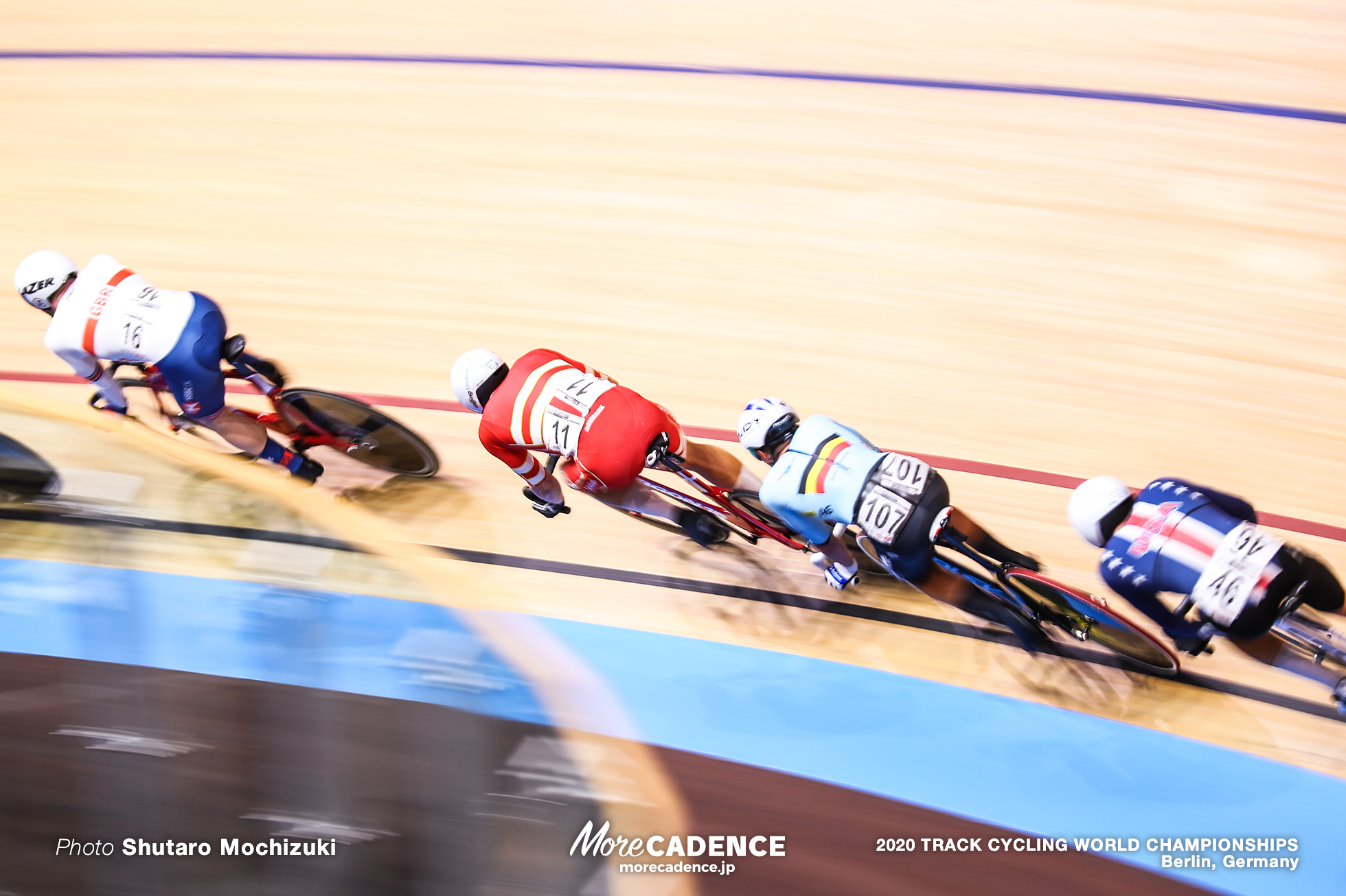 Point Race / Men's Omnium / 2020 Track Cycling World Championships