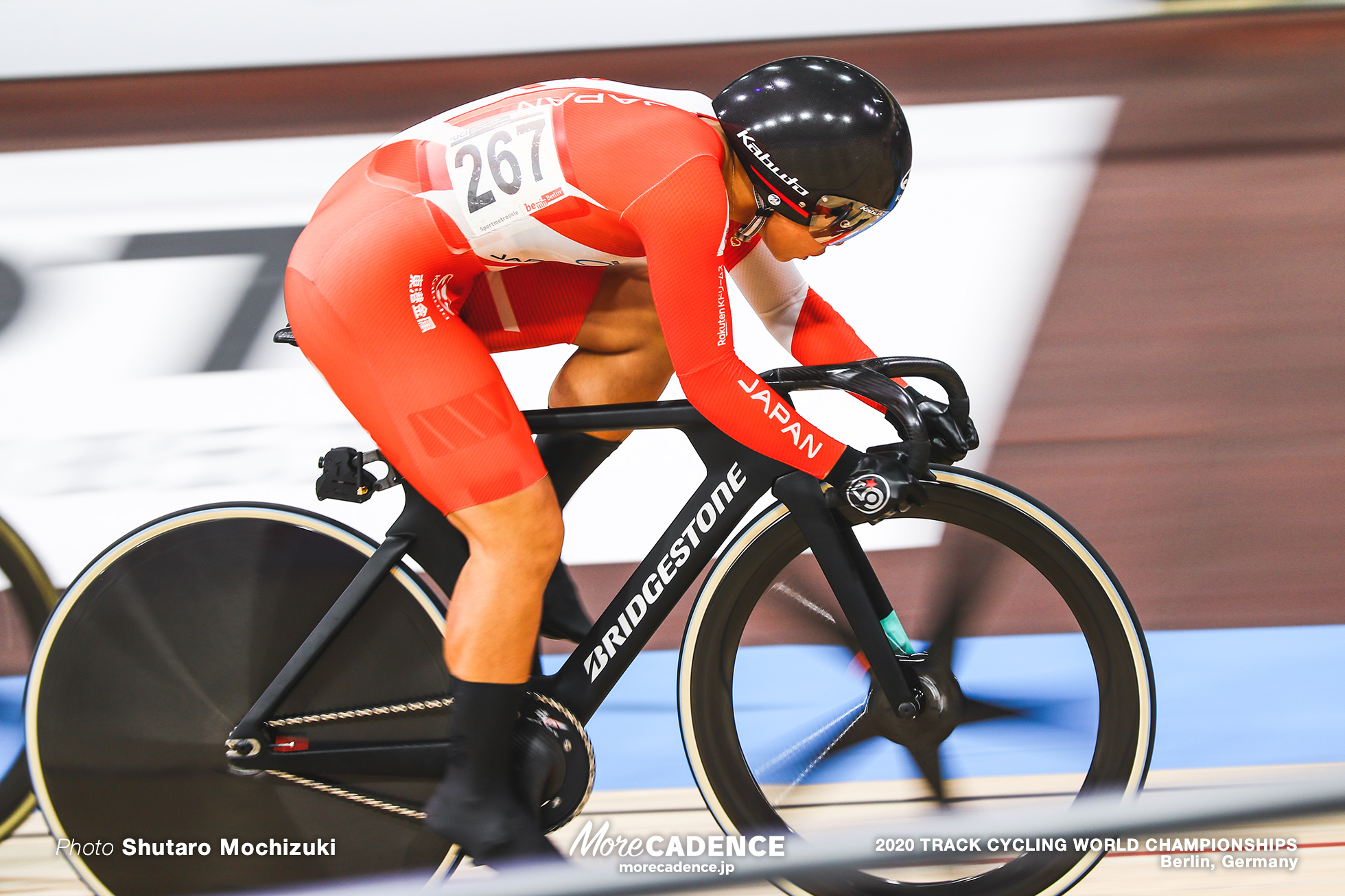1st Round Repechage / Women's Keirin / 2020 Track Cycling World Championships, Ohta Riyu 太田りゆ