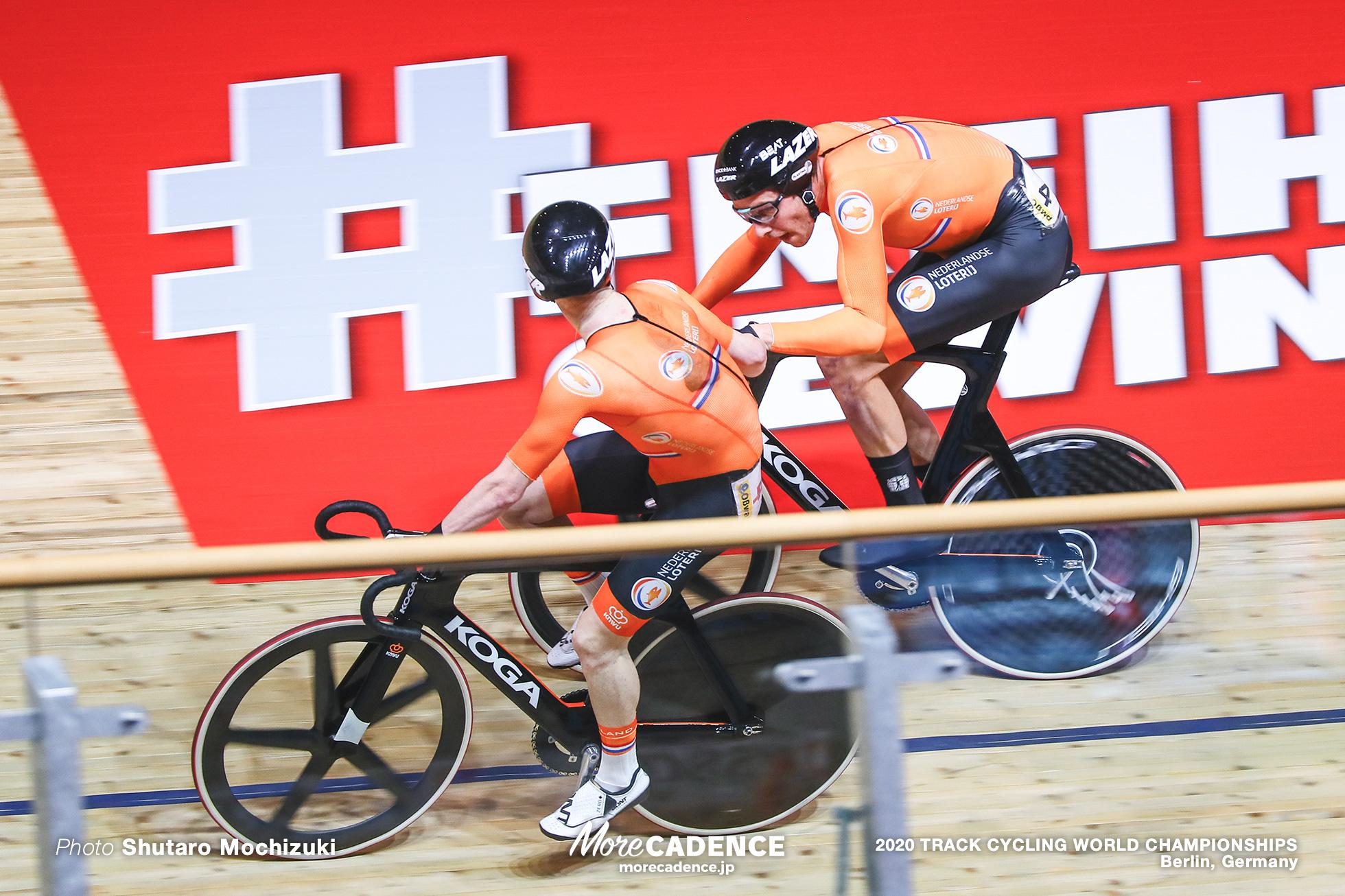 Men's Madison / 2020 Track Cycling World Championships