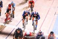 Men's Madison / 2020 Track Cycling World Championships, Daniel Holloway ダニエル・ホロウェイ, Adrian Hegyvary エイドリアン・ヘジヴェリー
