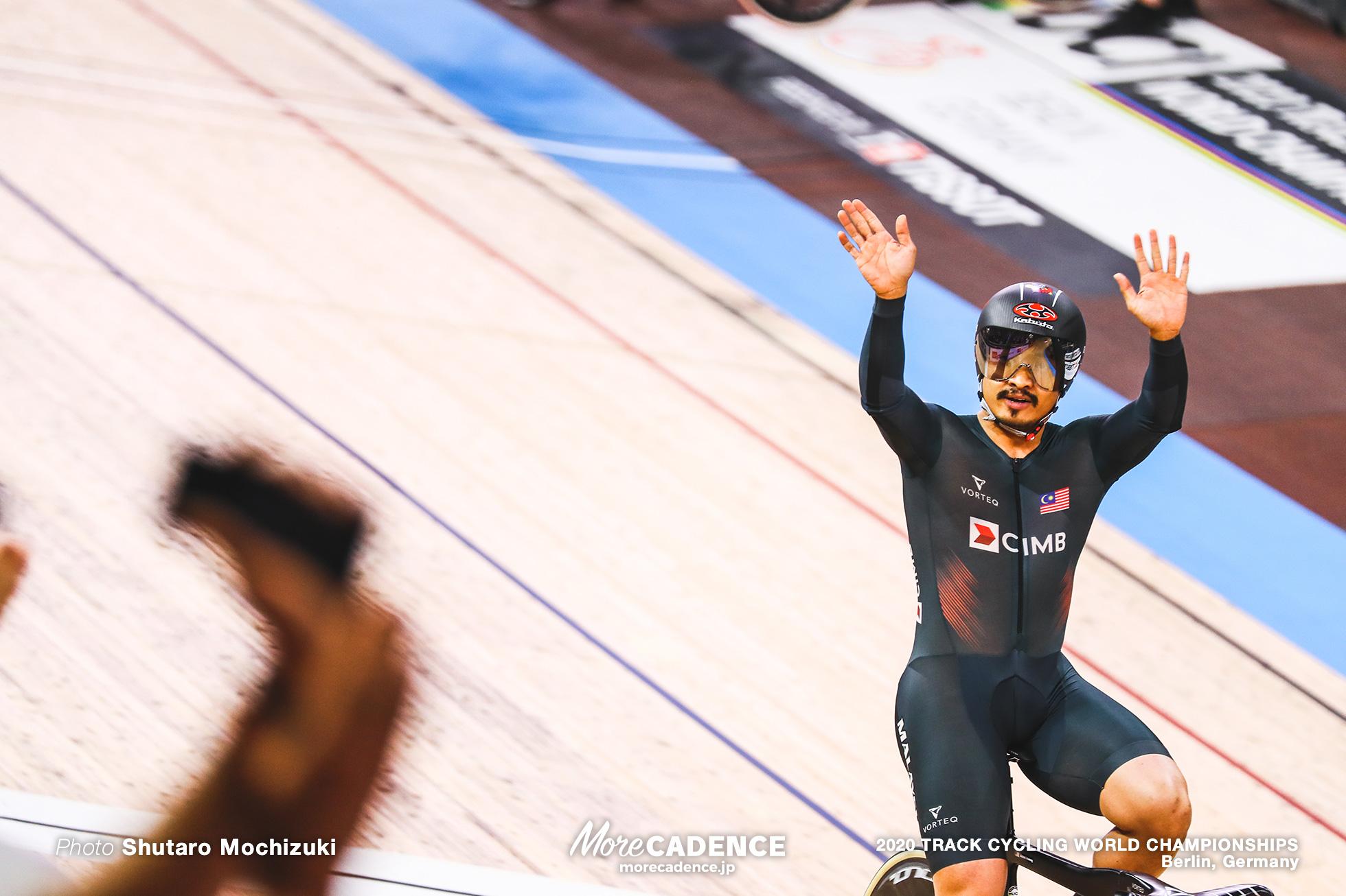 Final / Men's Sprint / 2020 Track Cycling World Championships, Azizulhasni Awang アジズルハスニ・アワン