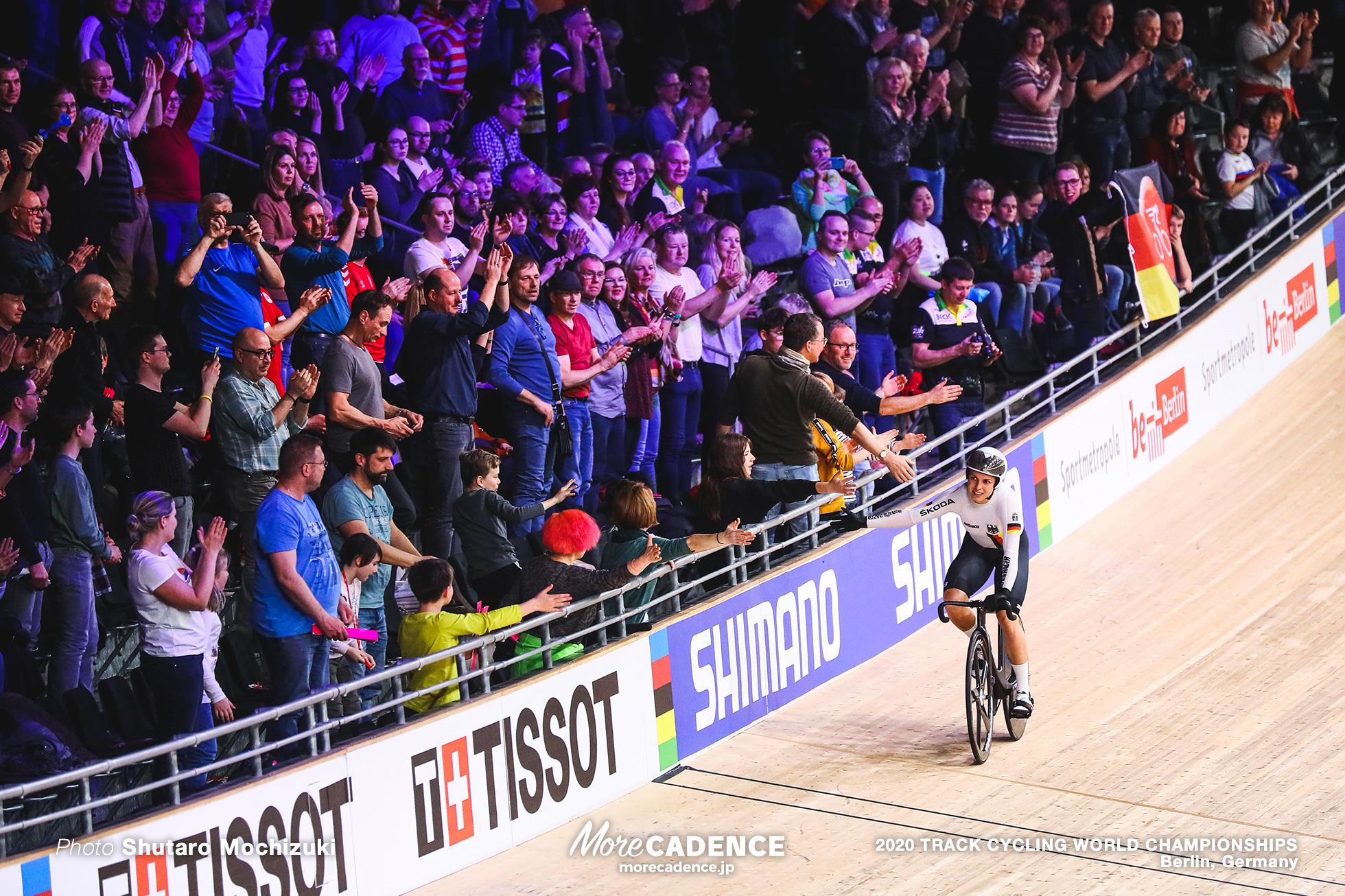 Final / Women's Keirin / 2020 Track Cycling World Championships