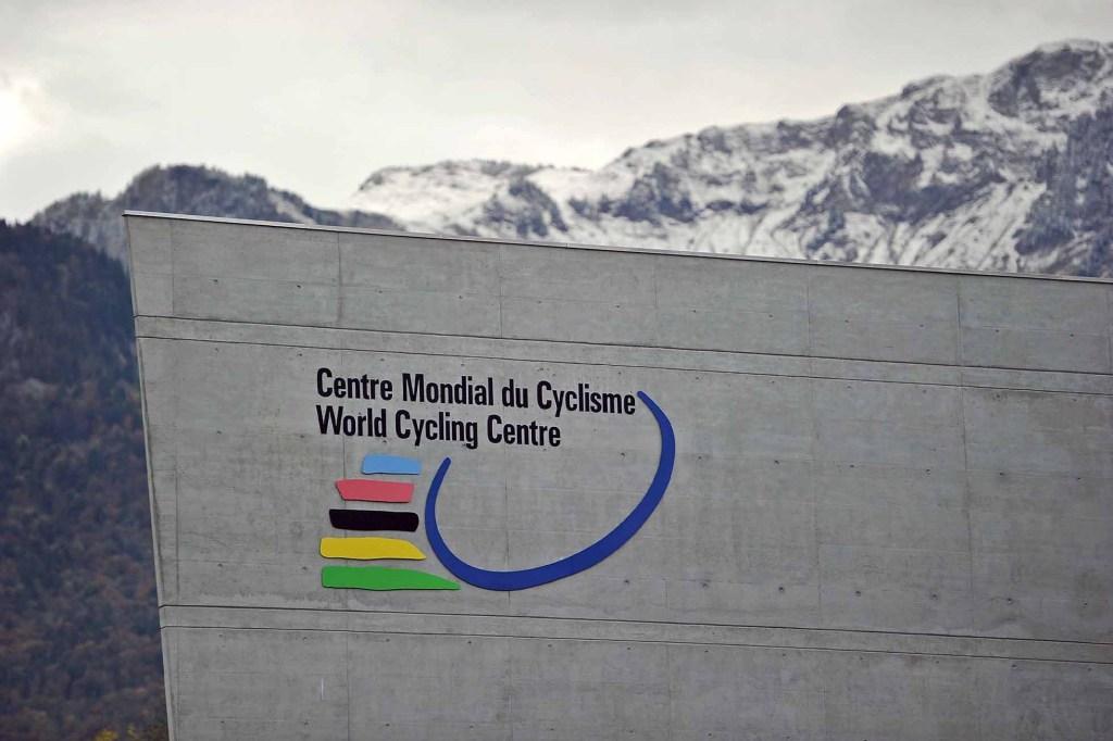 UCI World Cycling Center