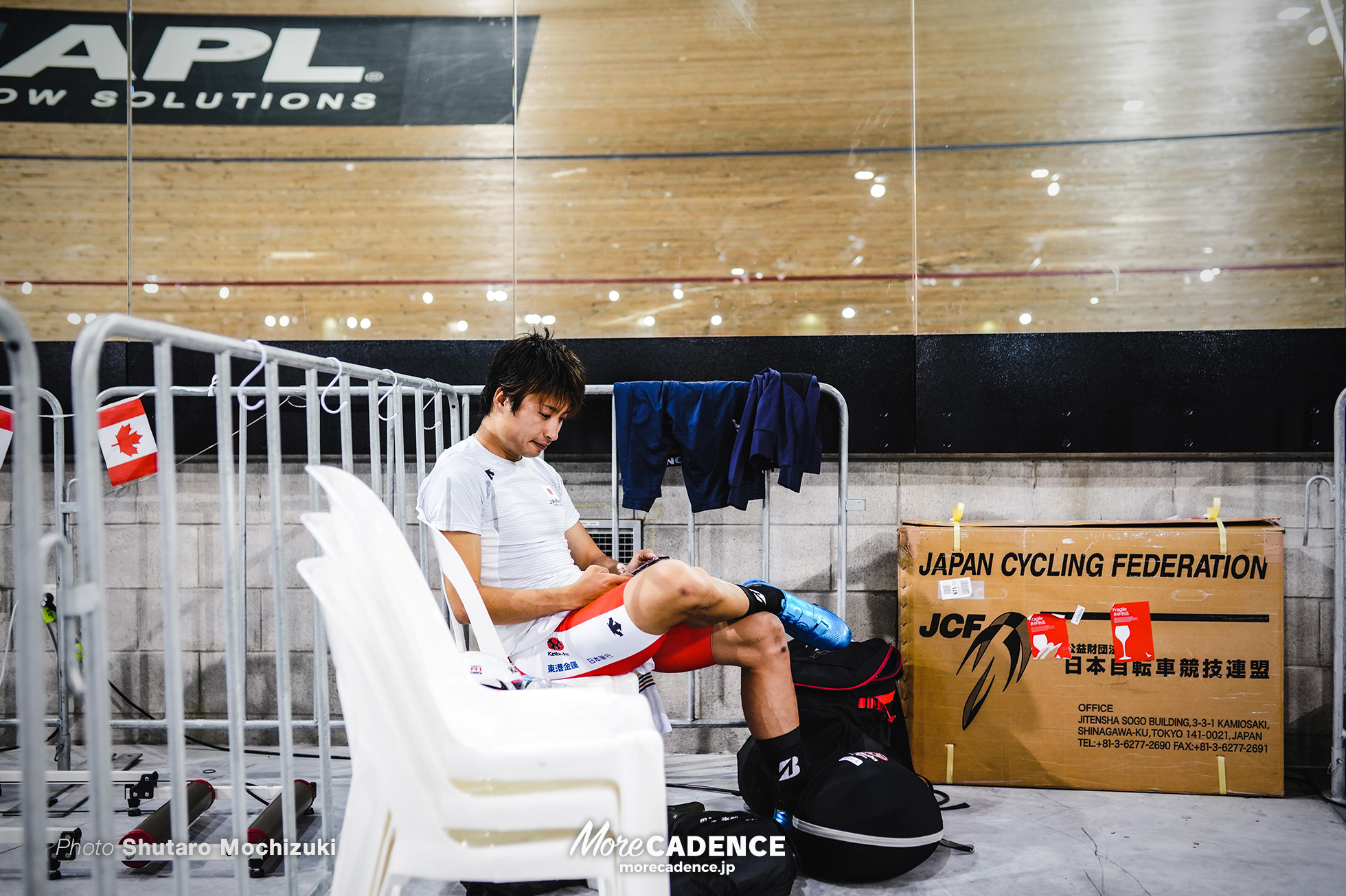 Point Race / Men's Omnium / TISSOT UCI TRACK CYCLING WORLD CUP IV, Cambridge, New Zealand, 橋本英也