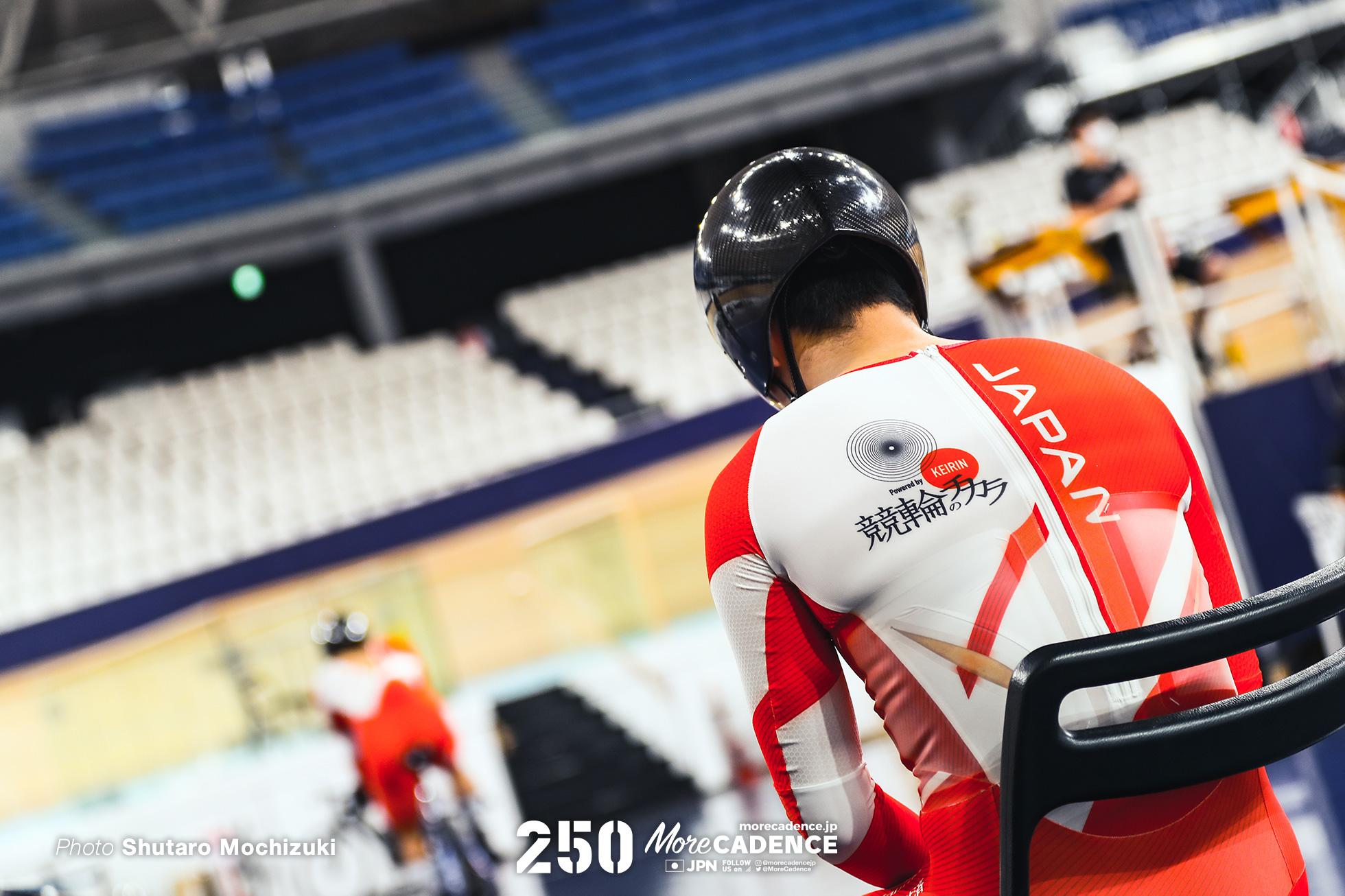 男子チームスプリント, オリンピックシュミレーション