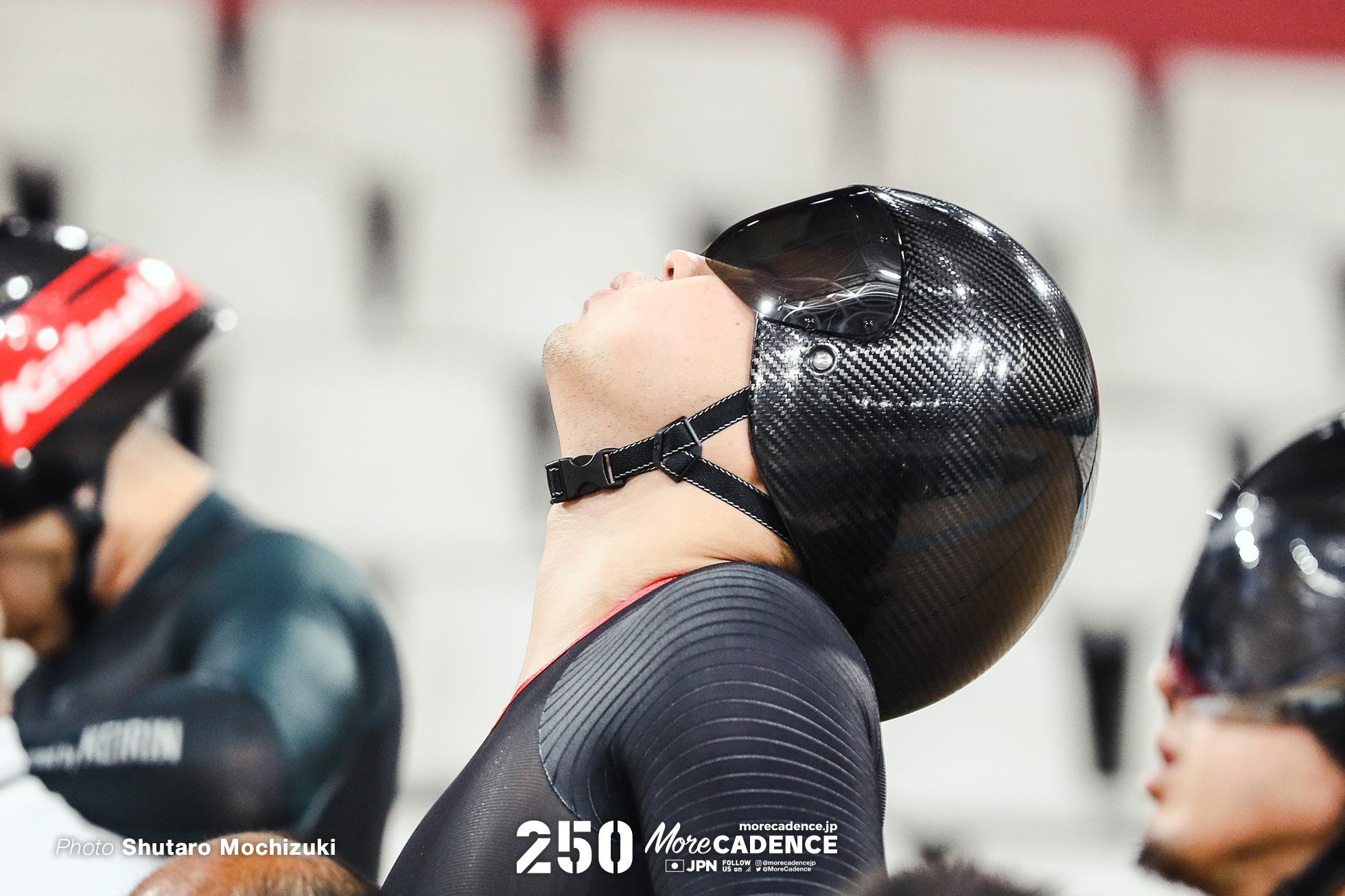 男子ケイリン1回戦, オリンピックシュミレーション
