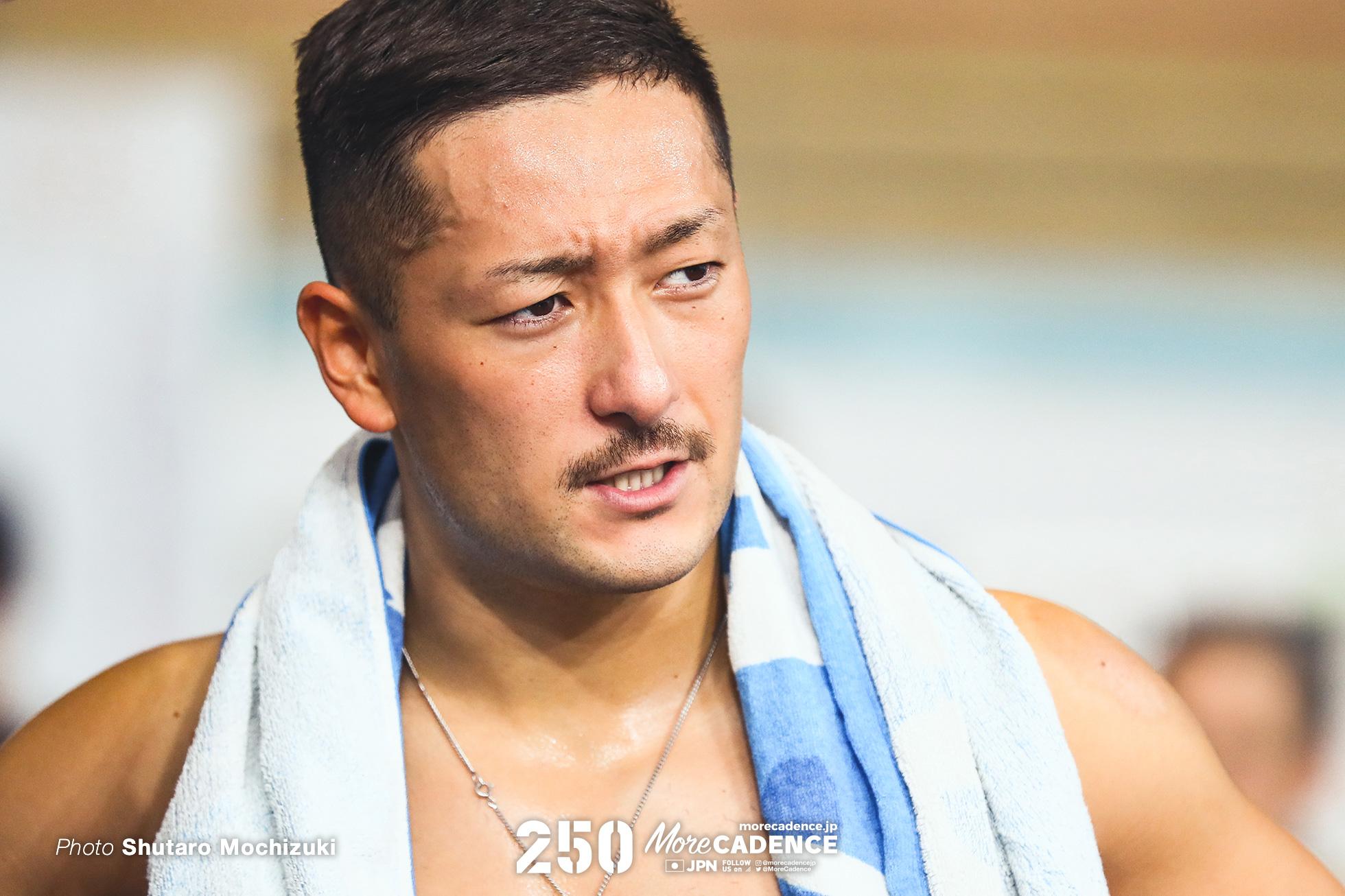 松井宏佑, 男子ケイリン決勝, オリンピックシュミレーション