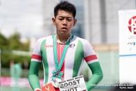 北嶋桂大 氷見 個人パシュート ジュニアサイクルスポーツ大会
