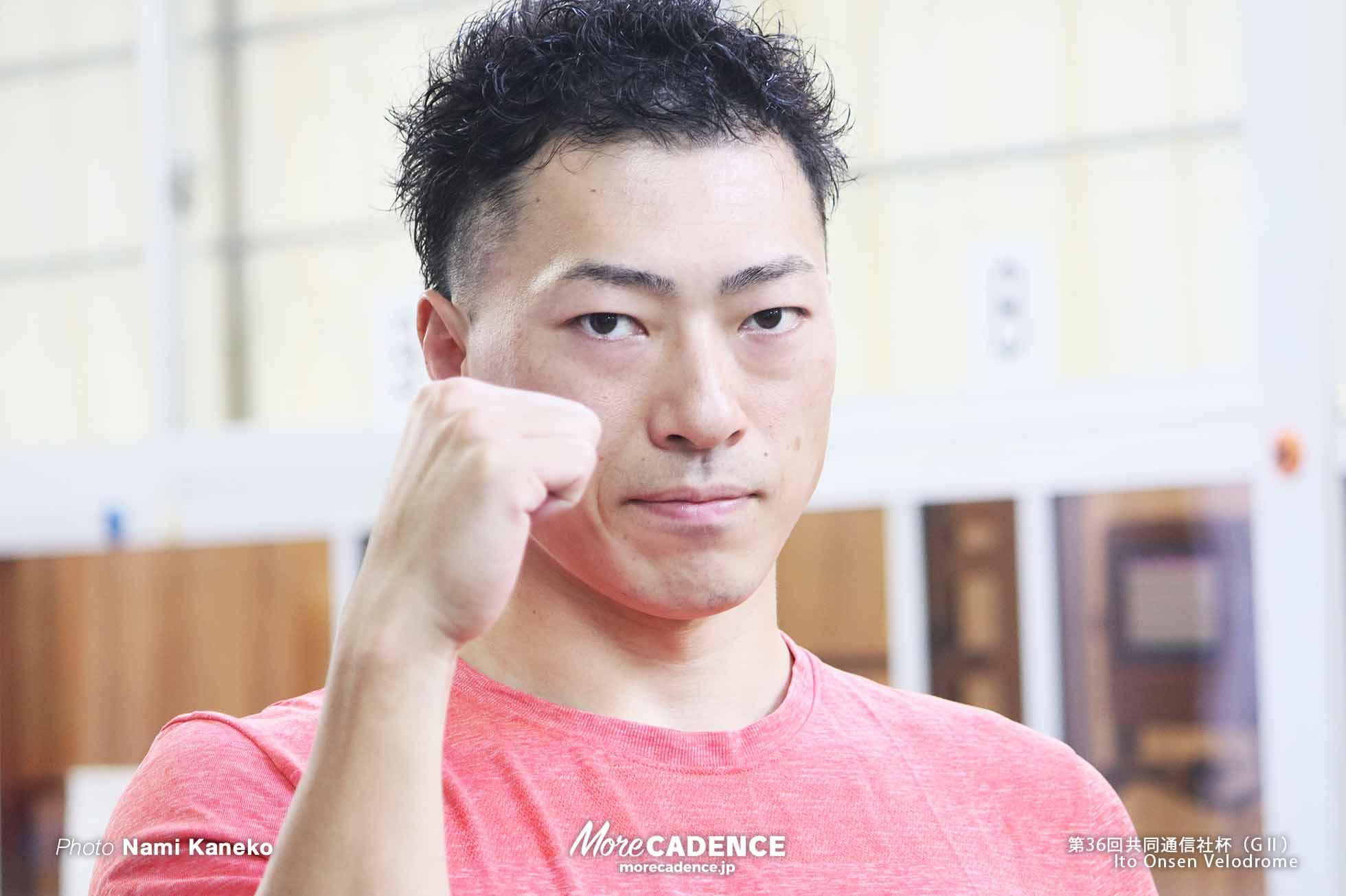 新田祐大, 第36回共同通信社杯, 伊東温泉競輪場