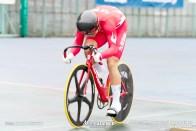九州学院 チームスプリント JCSPA ジュニアサイクルスポーツ大会
