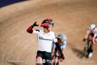 橋本英也, 男子オムニアム, READY STEADY TOKYO 自転車競技トラック