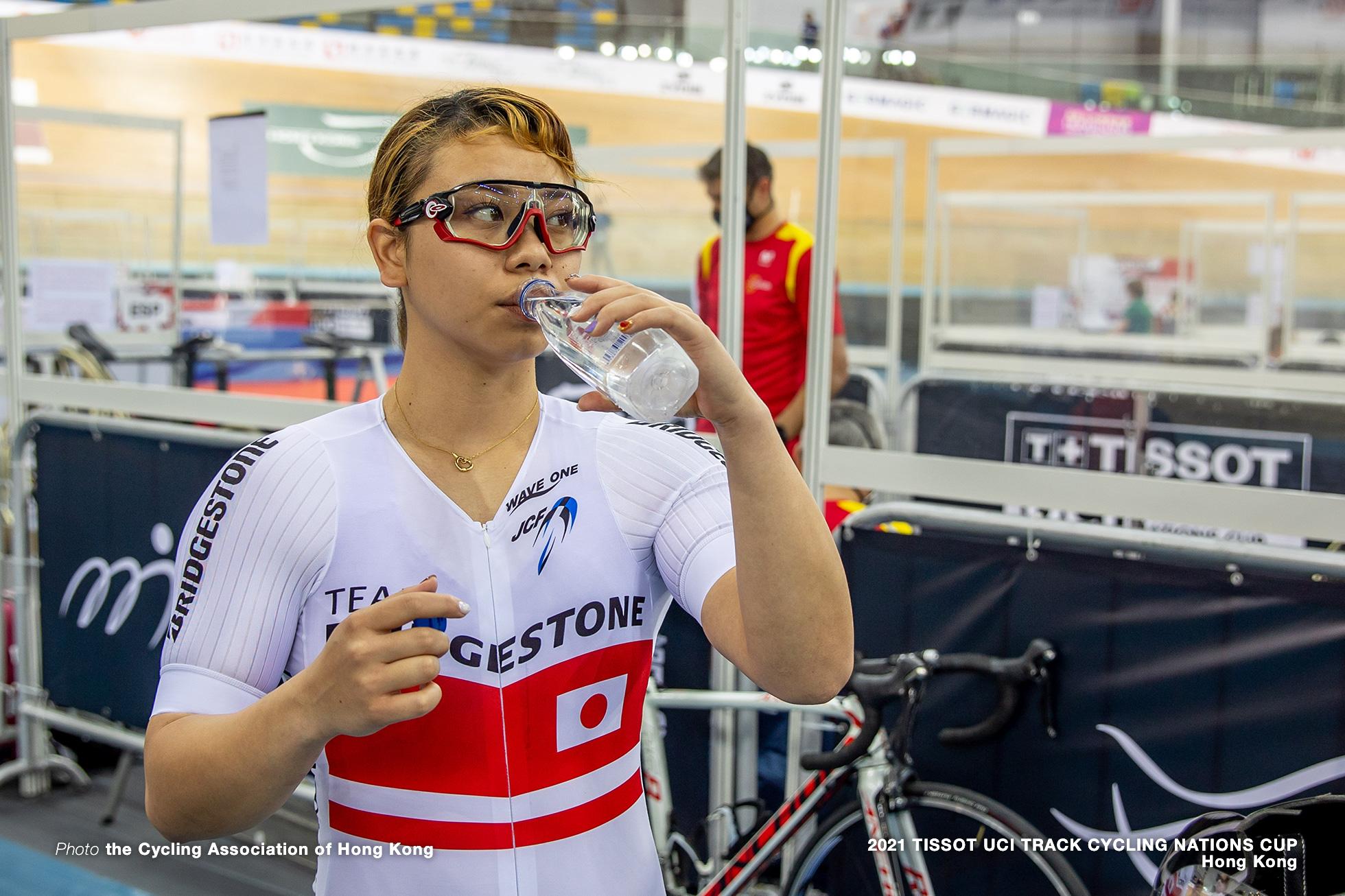 太田りゆ, Women's Sprint, TISSOT UCI TRACK CYCLING NATIONS CUP - HONG KONG