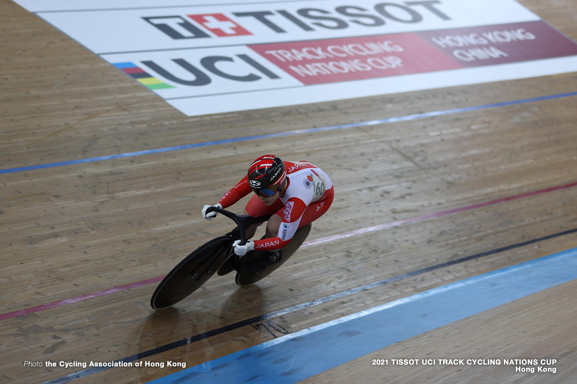小林優香, Women's Sprint, TISSOT UCI TRACK CYCLING NATIONS CUP - HONG KONG