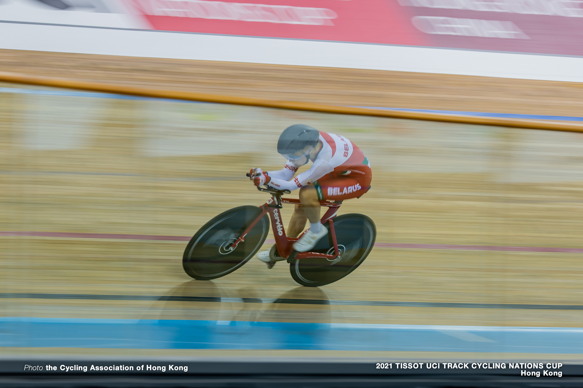 Women's Individual Pursuit, TISSOT UCI TRACK CYCLING NATIONS CUP - HONG KONG