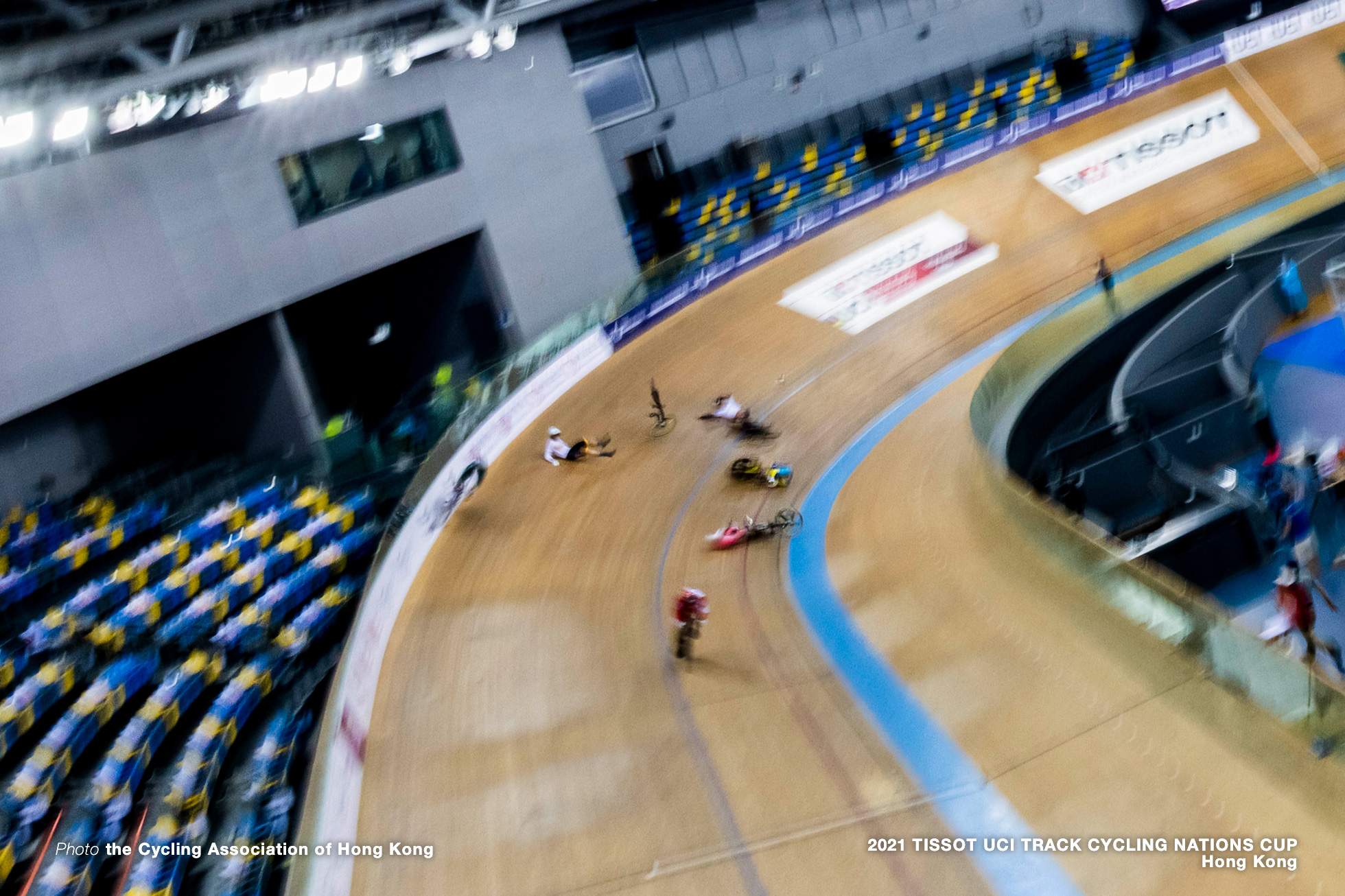1st Round, Men's Keirin, TISSOT UCI TRACK CYCLING NATIONS CUP - HONG KONG