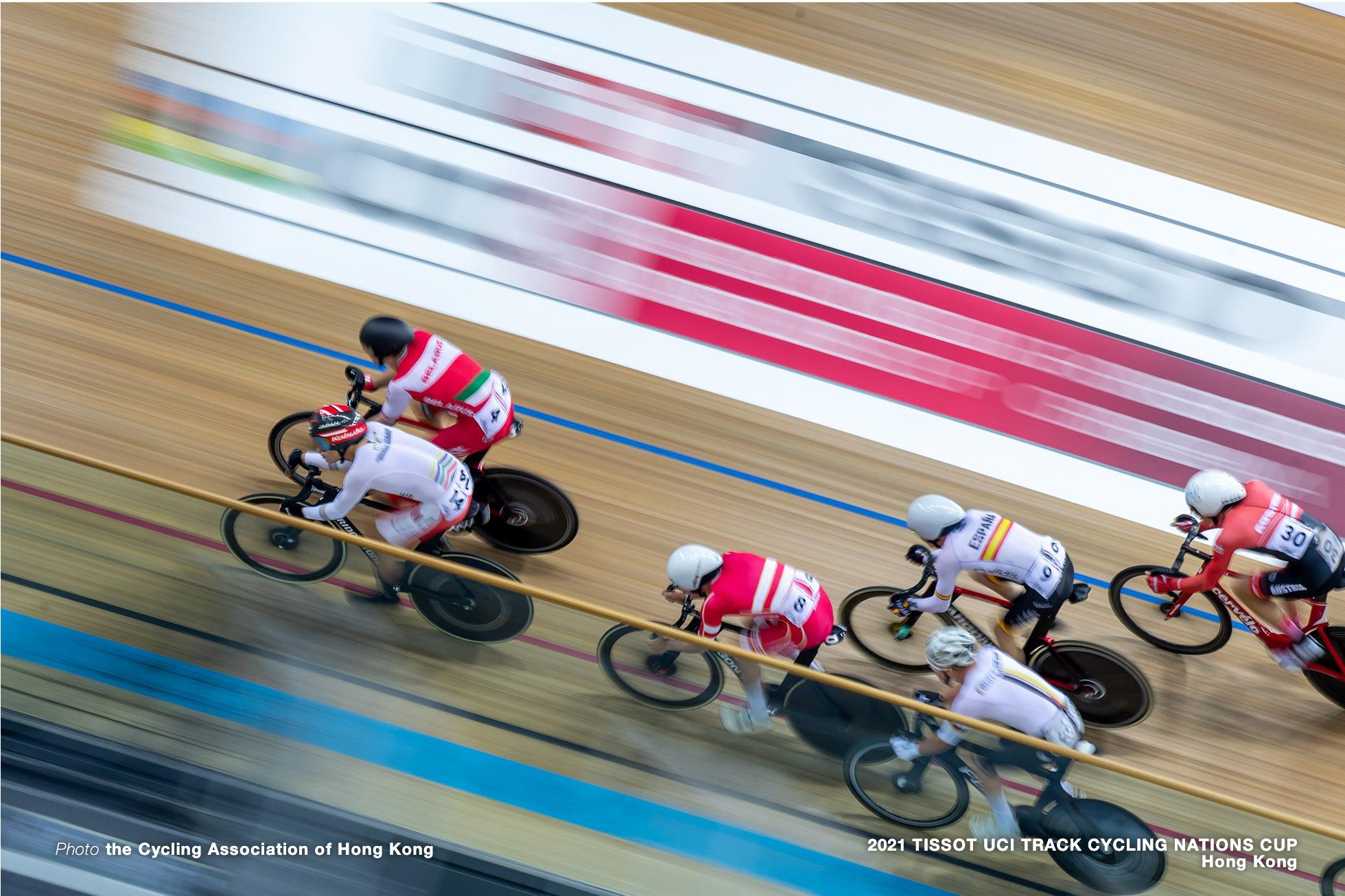 Mens Omnium, TISSOT UCI TRACK CYCLING NATIONS CUP - HONG KONG