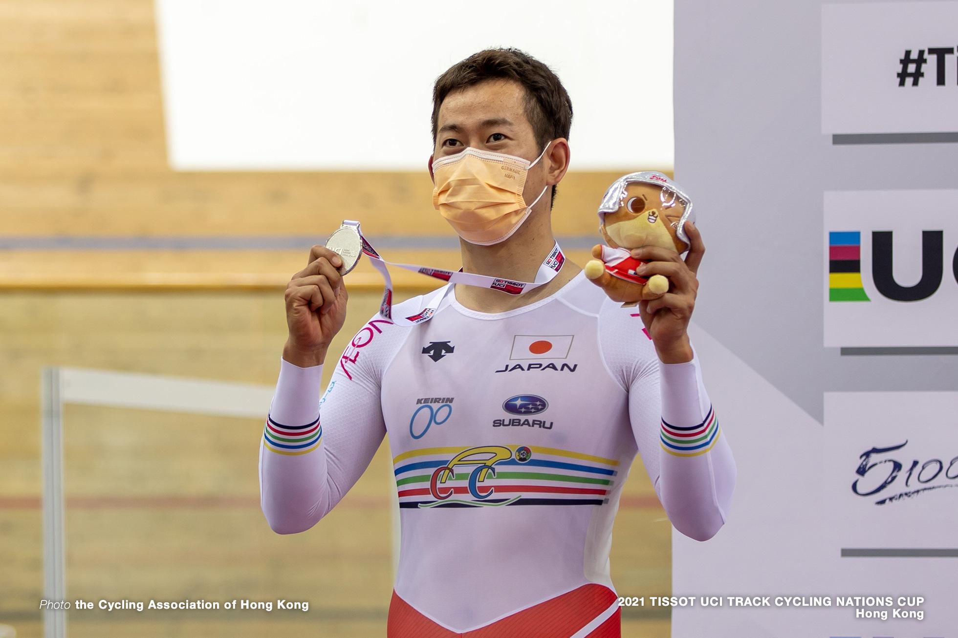 Men's Keirin, TISSOT UCI TRACK CYCLING NATIONS CUP - HONG KONG
