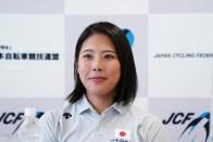 中村妃智 オリンピック直前記者会見 自転車トラック競技