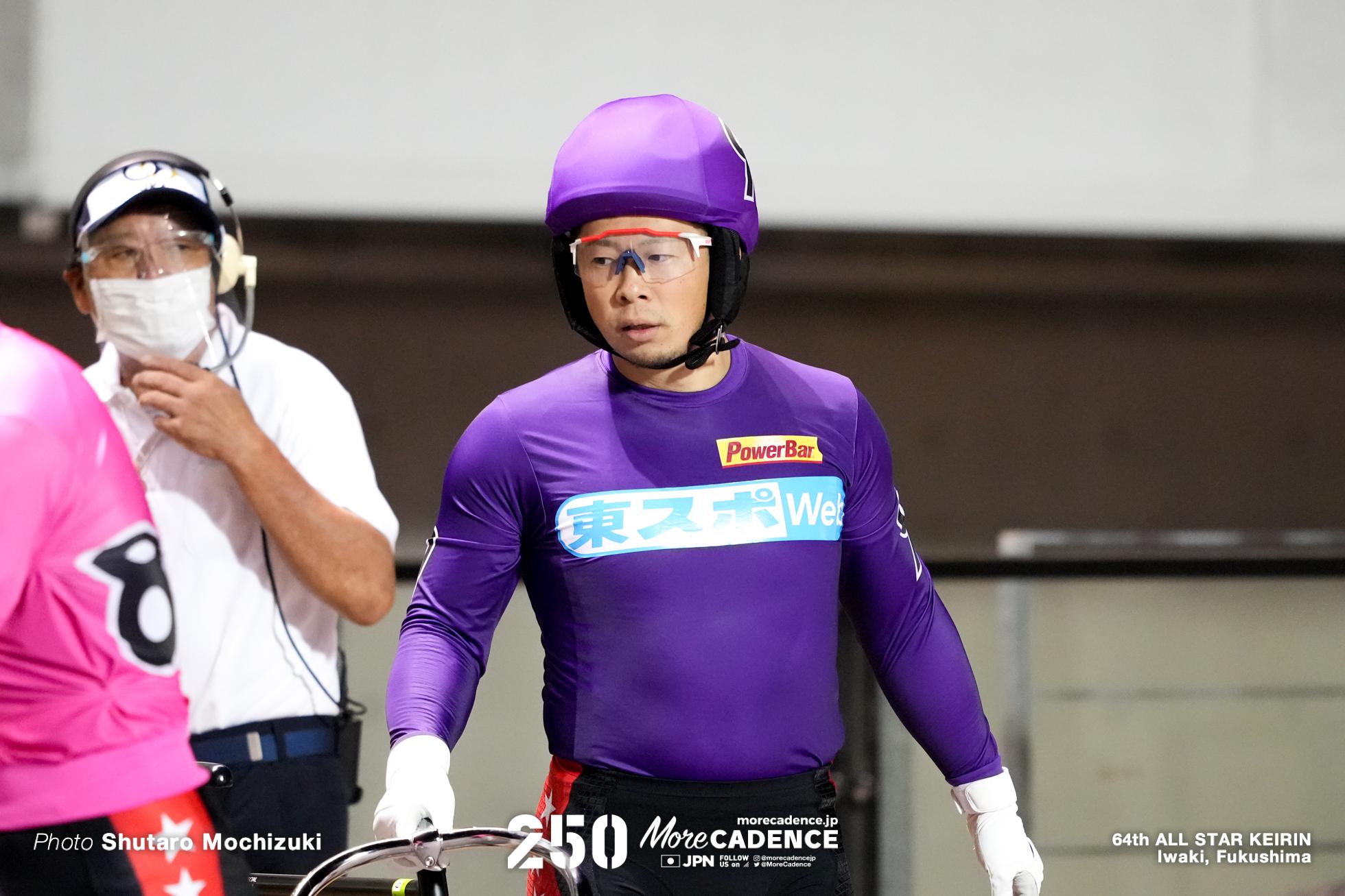 深谷知広, 第64回オールスター競輪・いわき平競輪場