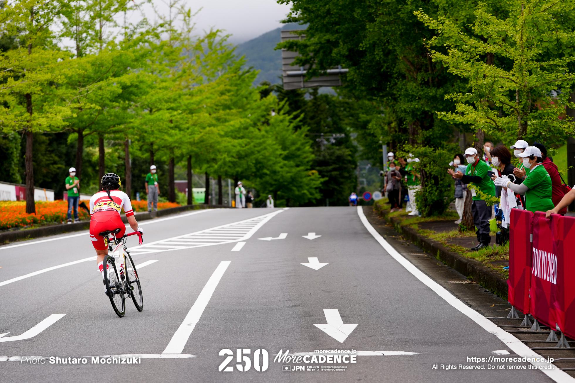 藤井美穂, 東京2020パラリンピック・女子ロードレースC1-3