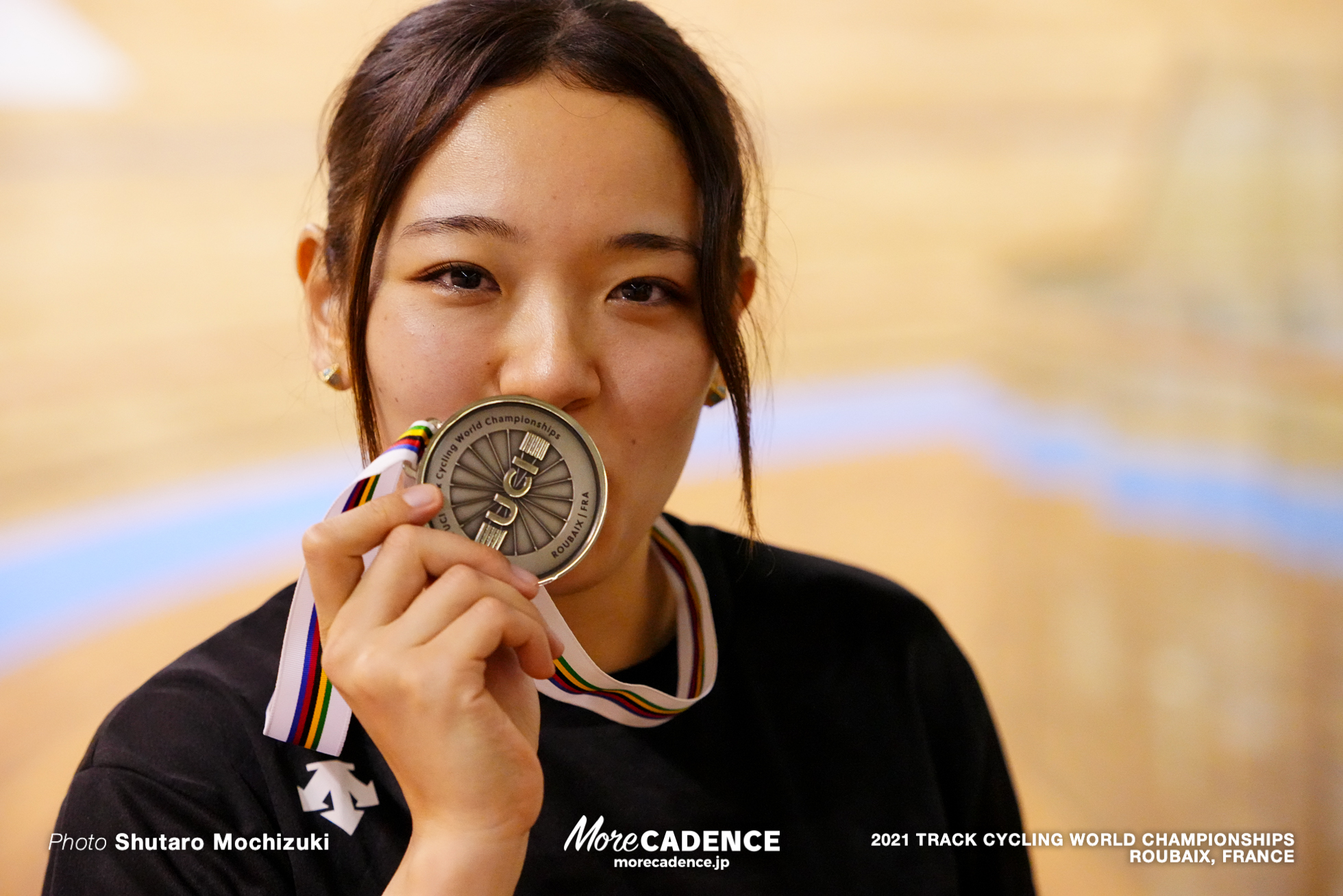 Women's Keirin / 2021 Track Cycling World Championships, Roubaix, SATO Mina(JPN)佐藤水菜, ジェイソン・ニブレット