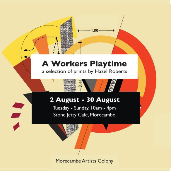 A workers playtime - Hazel Roberts