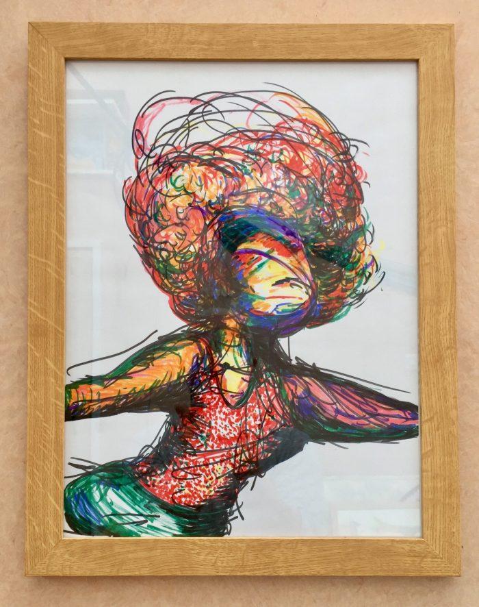 Marie by John Heyes