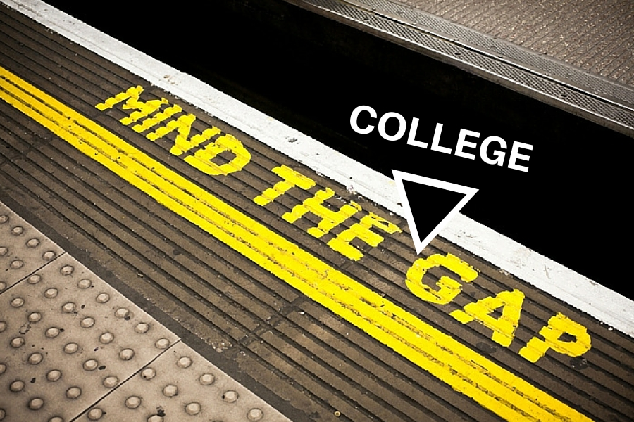 mind the college gap year