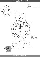 » ColorMyDay Free Educational Coloring Pages