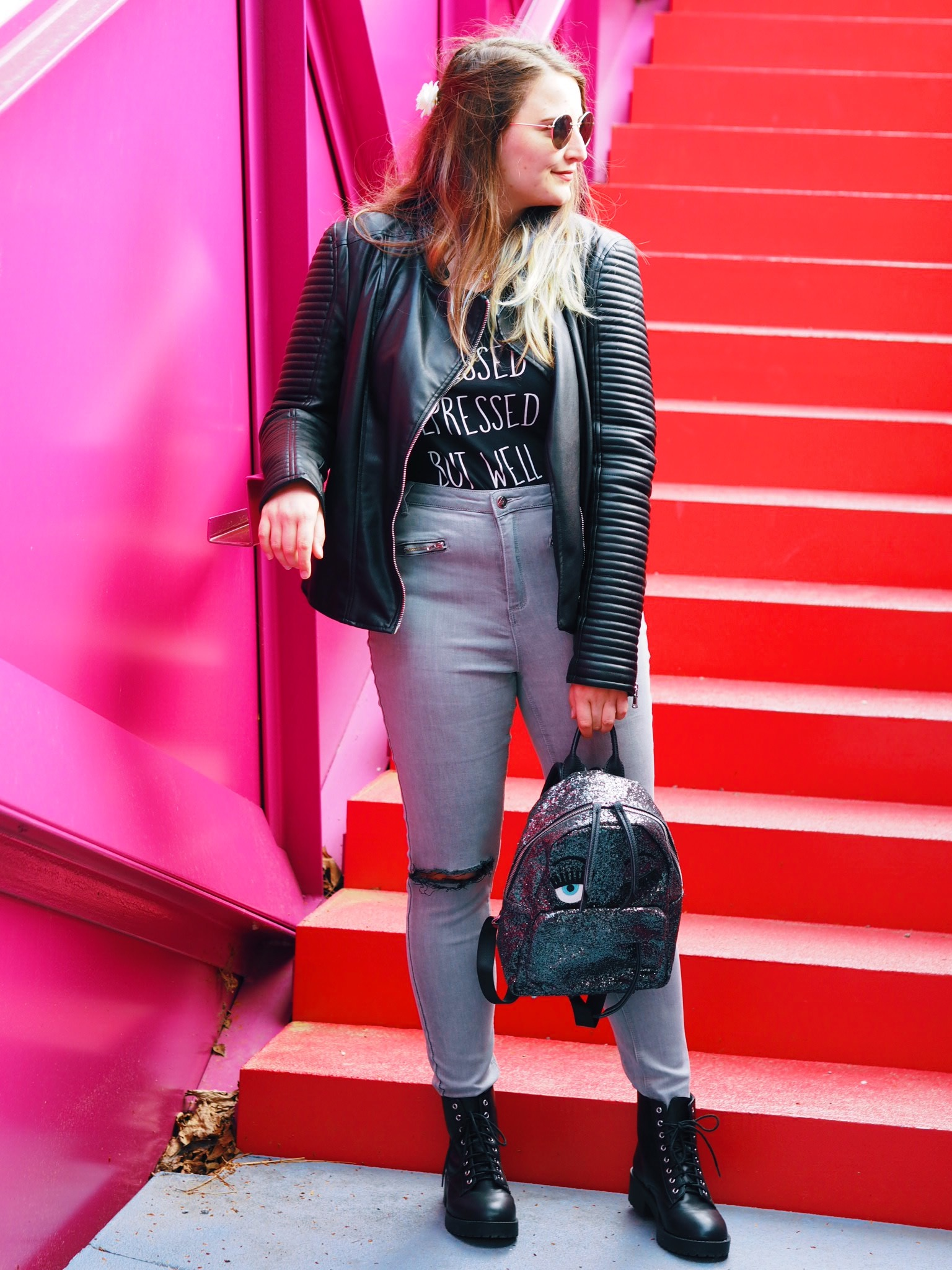rockiges outfit more dolce vita