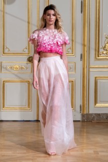 Armine Ohanyan FW 18 Haute Couture Fashion Week