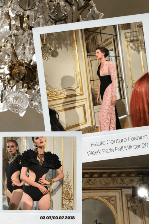 Paris Haute Couture Fashion Week- What to know