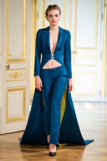 Patrick Pham FW 18 Haute Couture Fashion Week