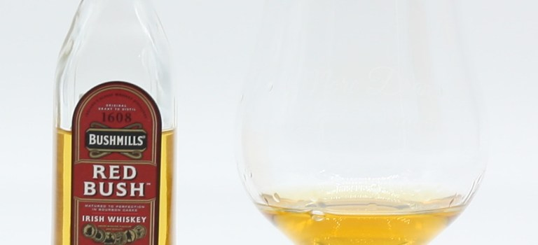 Bushmills Red Bush review