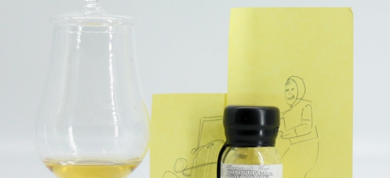 Quick review: Strathclyde 31yo batch 4 TBWC