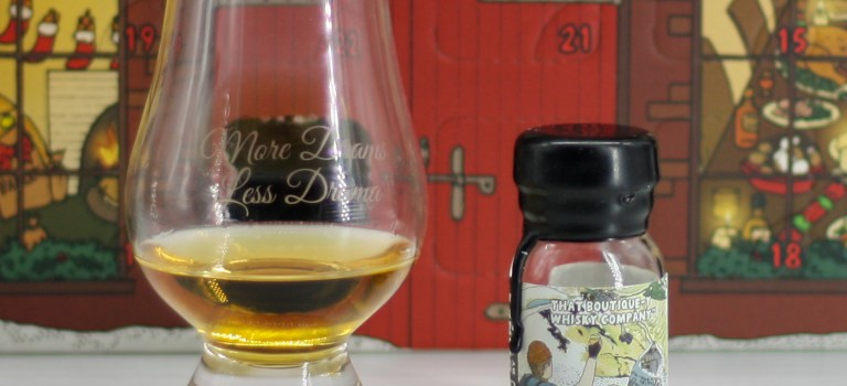 Quick review: Ben Nevis 23yo batch 10 TBWC