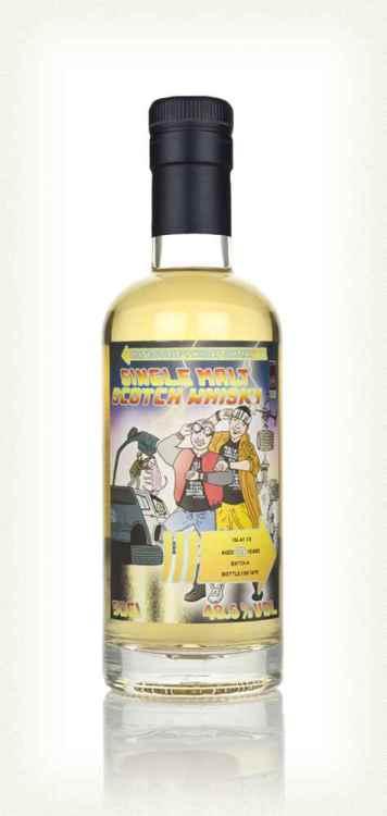 Islay #3 13yo batch 4 TBWC bottle