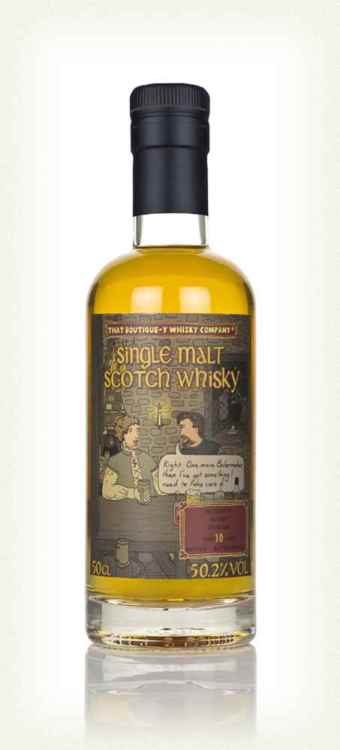 The bottle of Macduff 10yo batch 8 TBWC