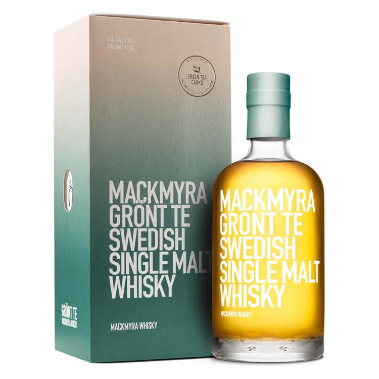 Mackmyra Grönt Te bottle