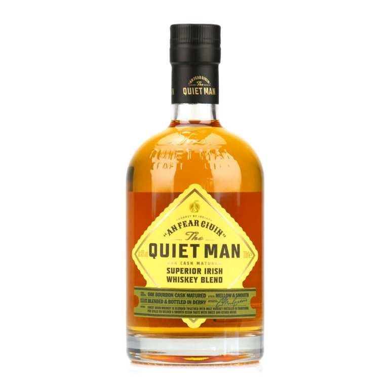 The Quiet Man Superior Blend