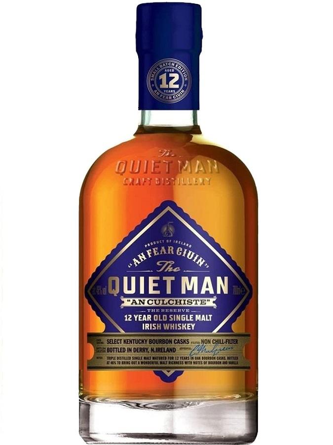 The Quiet Man 12yo Single Malt