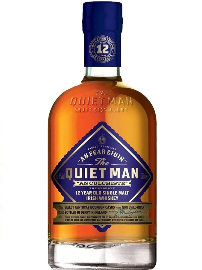 The Quiet Man 12yo Single Malt