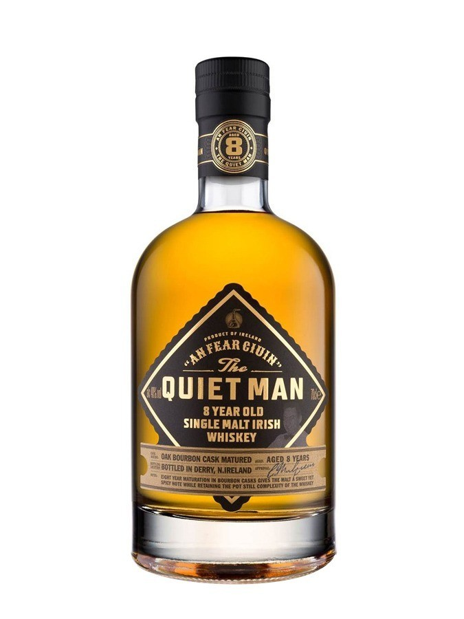 The Quiet Man 8yo Single Malt