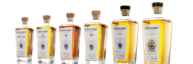 Glenturret's core range