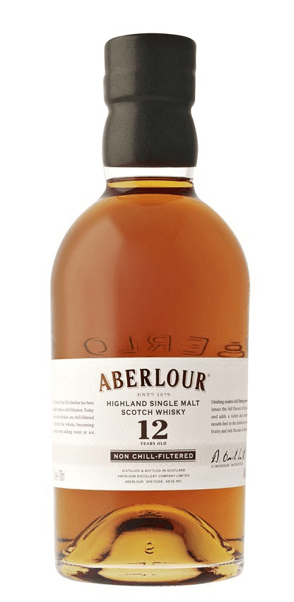 Aberlour 12-year-old Non chill-filtered