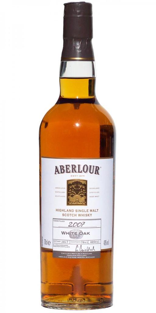 Aberlour 2007 White Oak