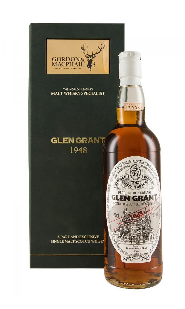 Glen Grant 1948 Gordon & Macphail